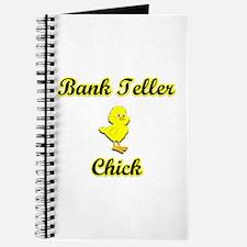 Bank Teller Chick Journal