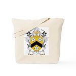 Van Putten Coat of Arms Tote Bag