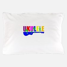 Hawaiian Ukulele Pillow Case