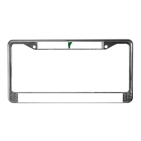 Vermont License Plate Frame
