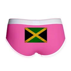 Jamaica Flag Women's Boy Brief