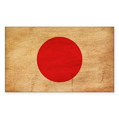Japan Flag Decal