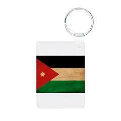Jordan Flag Keychains