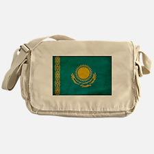 Kazakhstan Flag Messenger Bag