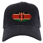 Kenya Flag Black Cap
