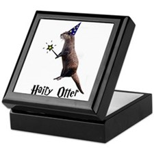 Hairy Otter Keepsake Box