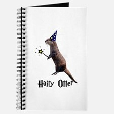 Hairy Otter Journal