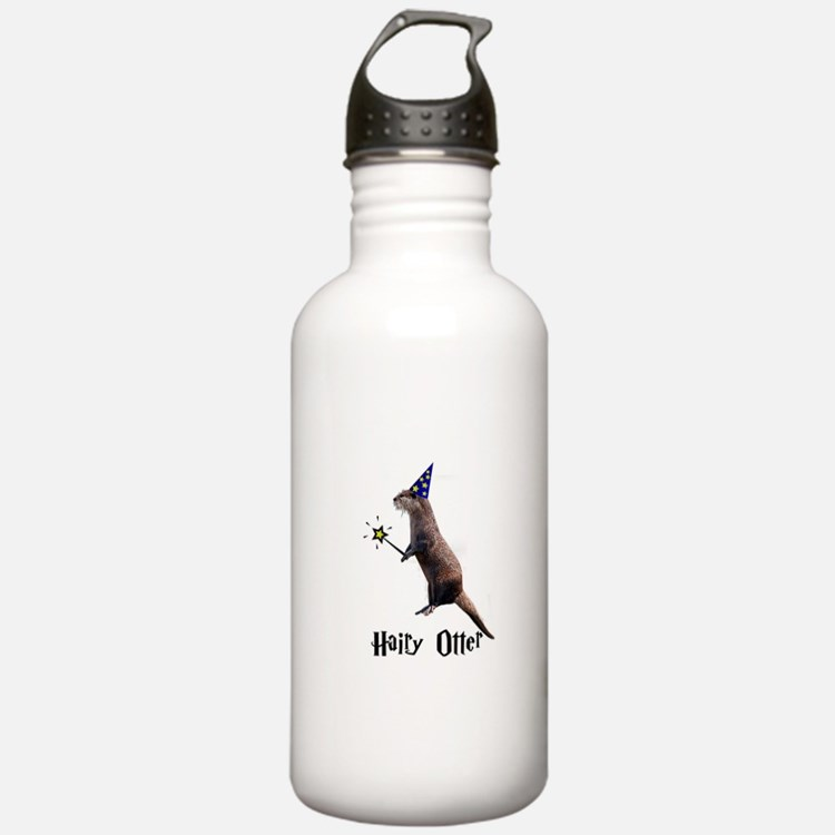 Hairy Otter Water Bottle