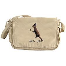 Hairy Otter Messenger Bag