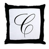 Monogram Throw Pillows