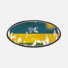 Rwanda Flag Patches