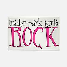 Trailer Park Girls ROCK Rectangle Magnet