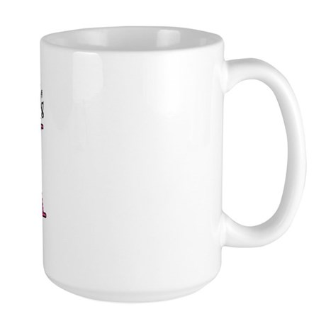 Trailer Park Girls ROCK Large Mug