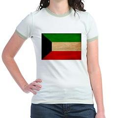 Kuwait Flag T