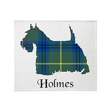 Terrier - Holmes Throw Blanket