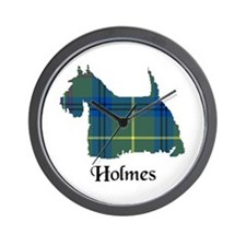 Terrier - Holmes Wall Clock