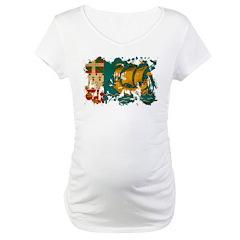 Saint Pierre and Miquelon Fla Shirt