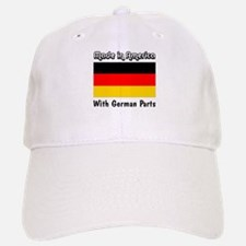 German Parts Baseball Baseball Cap