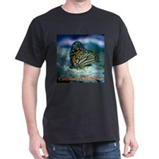 Conserve & Preserve Black T-Shirt