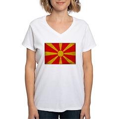 Macedonia Flag Shirt