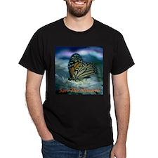 Save The Monarch Black T-Shirt