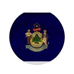 Maine Flag 3.5