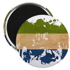 Sierra Leone Flag 2.25