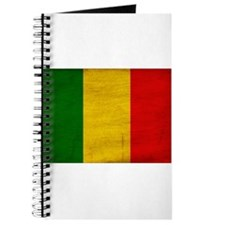 Mali Flag Journal