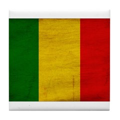 Mali Flag Tile Coaster
