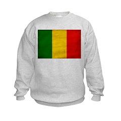 Mali Flag Sweatshirt