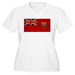 Manitoba Flag T-Shirt