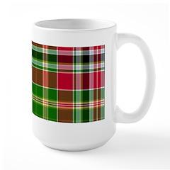 Tartan - Hunter Large Mug