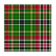 Tartan - Hunter Tile Coaster