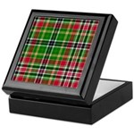 Tartan - Hunter Keepsake Box