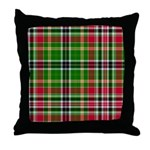 Tartan - Hunter Throw Pillow