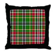 Tartan - Hunter Throw Pillow
