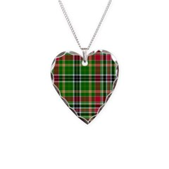 Tartan - Hunter Necklace