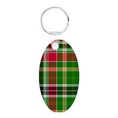 Tartan - Hunter Keychains