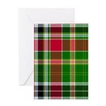 Tartan - Hunter Greeting Card