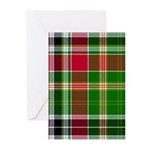 Tartan - Hunter Greeting Cards (Pk of 10)