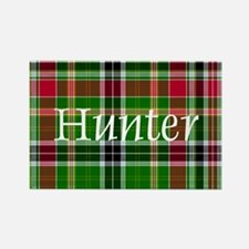 Tartan - Hunter Rectangle Magnet