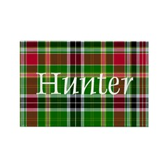 Tartan - Hunter Rectangle Magnet (10 pack)