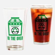 Unique Gamer Drinking Glass