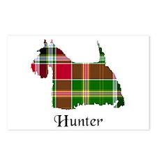 Terrier - Hunter Postcards (Package of 8)