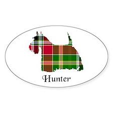 Terrier - Hunter Decal
