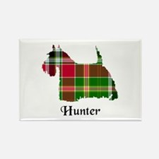 Terrier - Hunter Rectangle Magnet