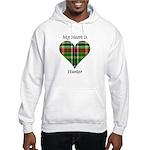 Heart - Hunter Hooded Sweatshirt