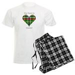 Heart - Hunter Men's Light Pajamas