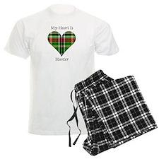 Heart - Hunter Pajamas