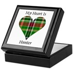 Heart - Hunter Keepsake Box